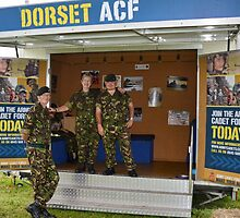 Dorset Army Cadet Force by lynn carter