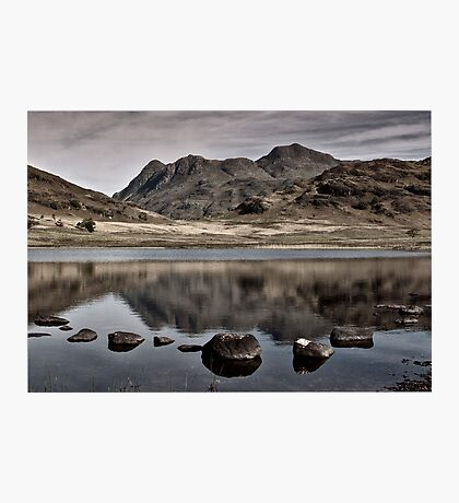 Early Morning at Blea Tarn Photographic Print