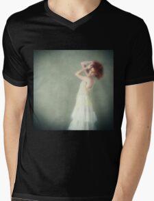 Soft and beautiful Mens V-Neck T-Shirt