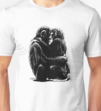 Primate love Unisex T-Shirt