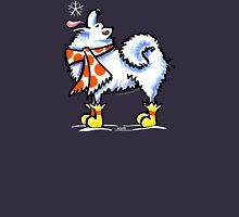 Samoyed / American Eskimo Dog Celebrate Winter Hoodie