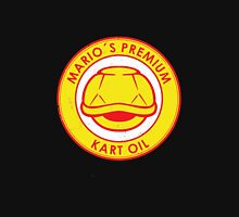 Mario's Premium oil. T-Shirt
