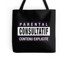 Mind your language - French Tote Bag