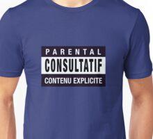 Mind your language - French Unisex T-Shirt