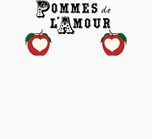 Pommes de l'Amour Womens Fitted T-Shirt