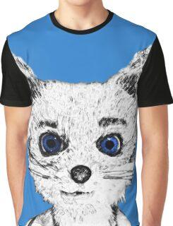 Silver Fox Graphic T-Shirt