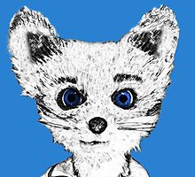 Silver Fox by mokacat