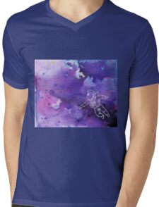 Asstronaut Mens V-Neck T-Shirt