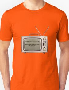 Flight of the Conchords - Television design T-Shirt