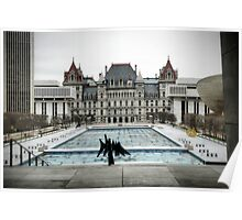 NYS Capitol Poster