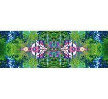 Trance Reflection Photographic Print
