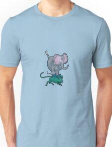 Ganesha's Double Ride Unisex T-Shirt