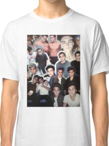 Dolan Twins Collage #2 Classic T-Shirt