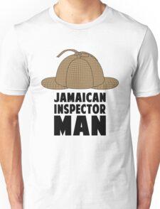 Jamaican Inspector Man Unisex T-Shirt