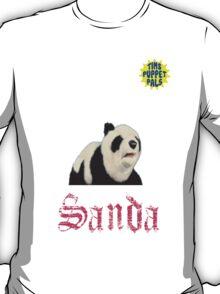 Sanda the panda bear T-Shirt