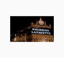 Galeries Lafayette in Paris Unisex T-Shirt