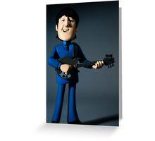 John Lennon, The Beatles Greeting Card