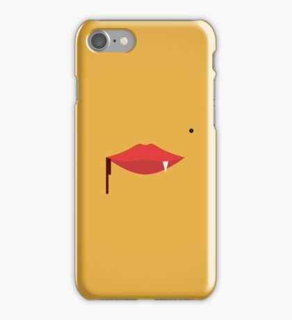 Monroe The Vampire iPhone Case/Skin