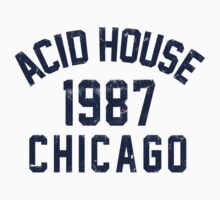 Acid House by ixrid