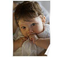 Cutie princess ! by Andrzej Goszcz. Poster