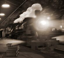 STEAM DREAMS by Mike  McGlothlen