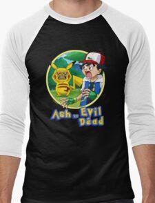 Ash Vs Evil Dead (not that Ash) Men's Baseball ¾ T-Shirt