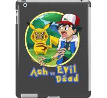 Ash Vs Evil Dead (not that Ash) iPad Case/Skin
