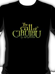 The Call of Cthulhu T-Shirt