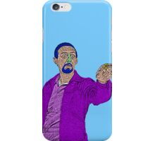 Big Lebowski Jesus 2 Culture Cloth Zinc Collection iPhone Case iPhone Case/Skin