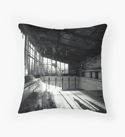 High Board Throw Pillow