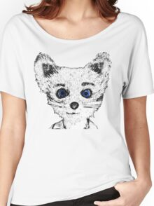 Silver Fox Women's Relaxed Fit T-Shirt