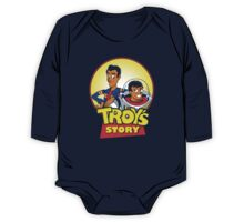 Troy's Story One Piece - Long Sleeve