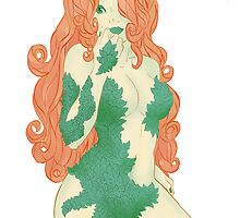 Poison Ivy by RenaInnocenti