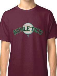 A's like Giants Classic T-Shirt