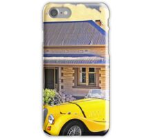 Stretching Reality - Quorn Cottage iPhone Case/Skin
