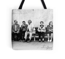 The Bored meeting :) Tote Bag