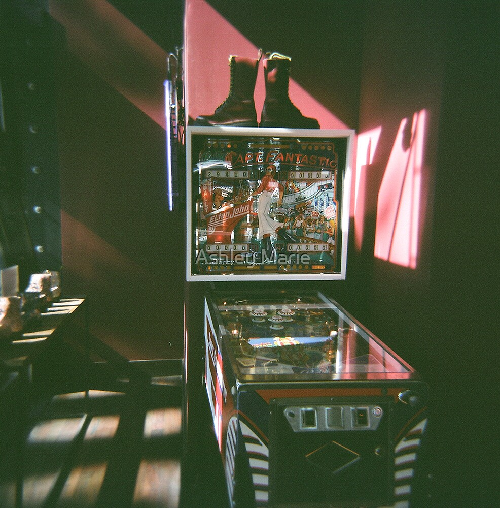 Pinball by Ashley Marie