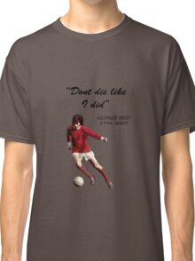 George Best Classic T-Shirt
