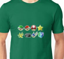 Mario Kart Power-Ups Unisex T-Shirt