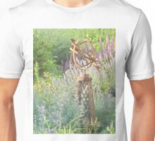 Garden in late summer Unisex T-Shirt