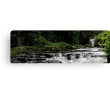New Angle on JD Waterfall Canvas Print
