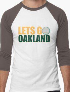 To The Playoffs Men's Baseball ¾ T-Shirt