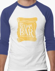 THE SCUMM BAR Men's Baseball ¾ T-Shirt