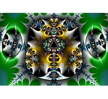 Multidimensional Gateway Photographic Print