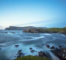 Glen Head, Glencolmcille by Marie Carr