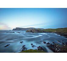 Glen Head, Glencolmcille Photographic Print