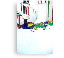 Paint - Creative Review  Canvas Print