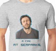 A Fire At Seaparks! Unisex T-Shirt