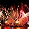 EPCOT Fireworks by Ray Chiarello