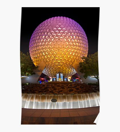 Goodnight, EPCOT Poster